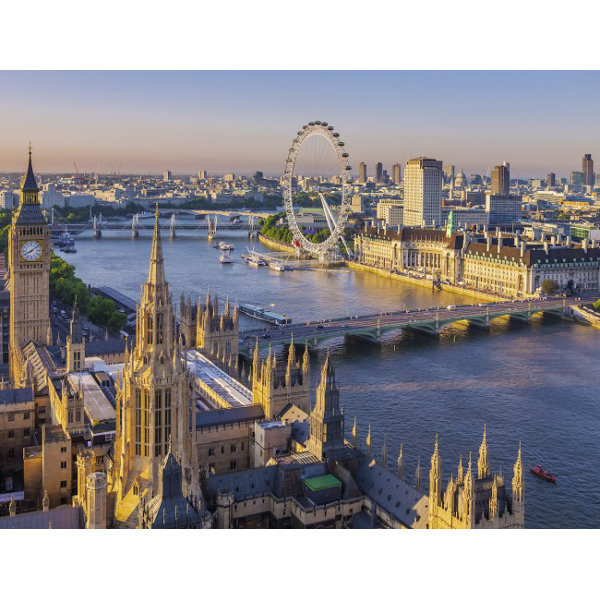 Atmospheric London - 2000pc jigsaw puzzle