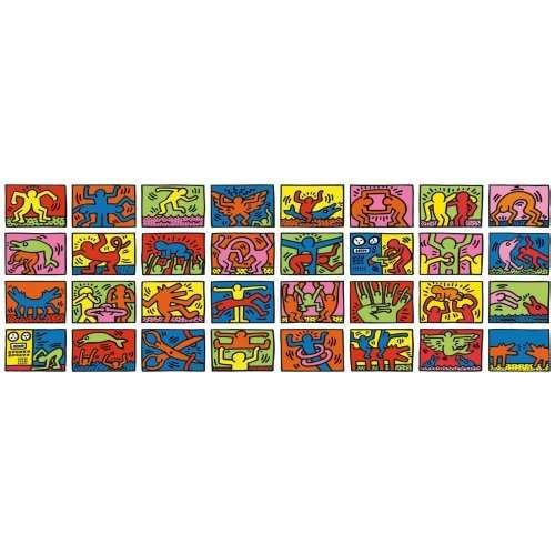 Double Retrospect 32000 Pieces Jigsaw Puzzle