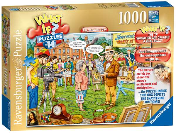 WHAT IF - No 14 - The Valuation Day jigsaw puzzle