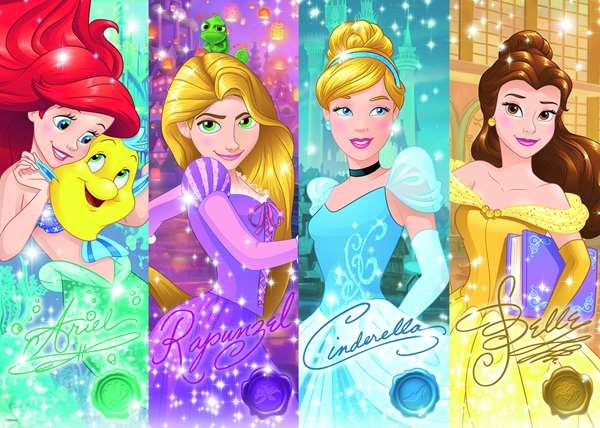 Disney Princesses Dare To Dream 1000pc Jigsaw Puzzle