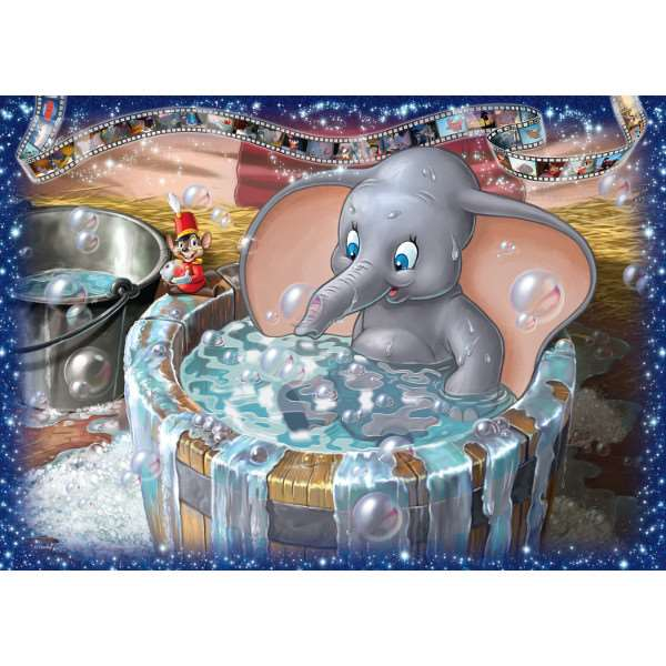 Disney Collectors Edition - Dumbo - 1000pc jigsaw puzzle
