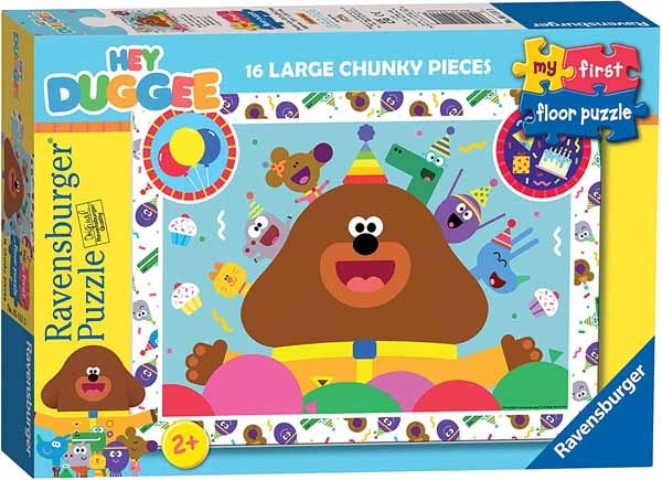 Hey Duggee - My First Floor Puzzle - 16pc jigsaw puzzle