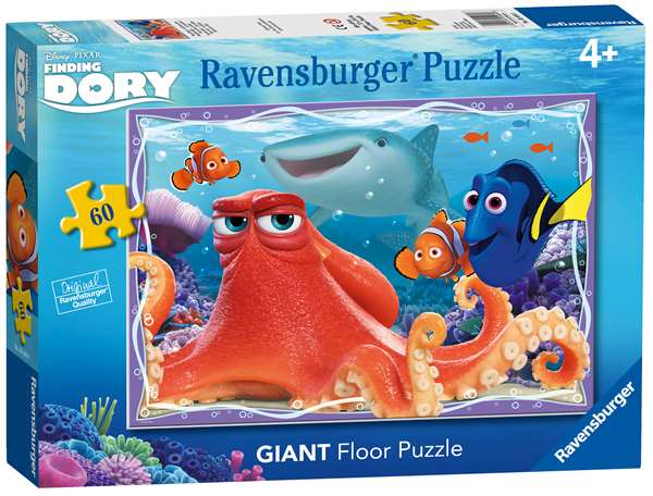 Finding Dory Floor Puzzle Jigsaw From Puzzles Direct Order Today And Get