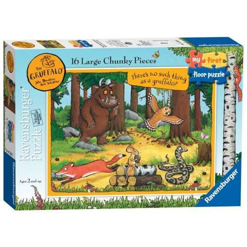 The Gruffalo My First Floor Puzzle Jigsaw Puzzle From
