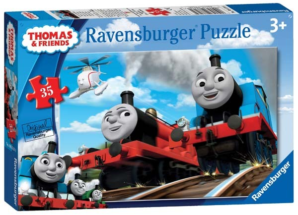 Thomas and Friends - 35 piece jigsaw puzzle