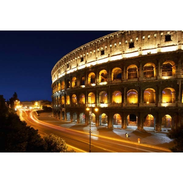 Colosseum at Night - 1000pc jigsaw puzzle