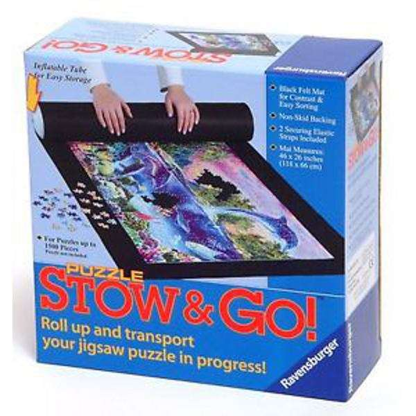 Stow and Go! - 1500pc jigsaw puzzle