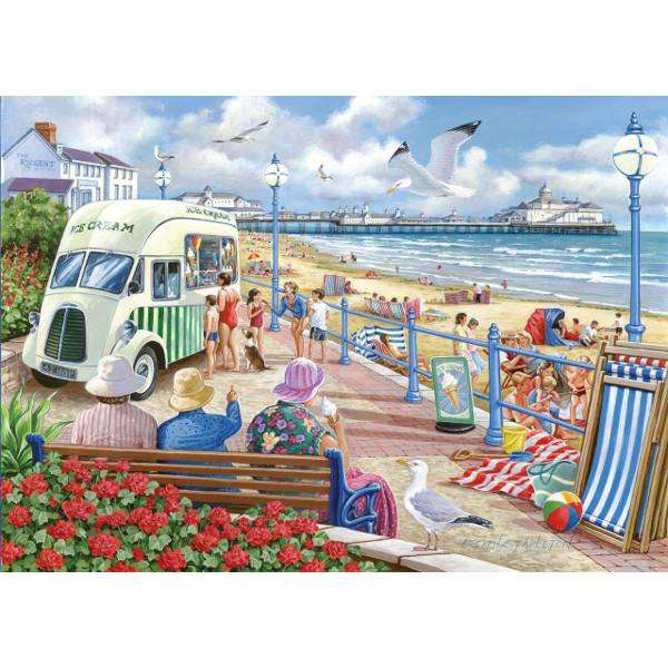 Sun Sea And Sand jigsaw puzzle