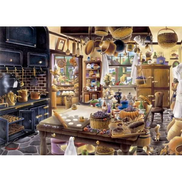 The Bakery - 3000pc jigsaw puzzle