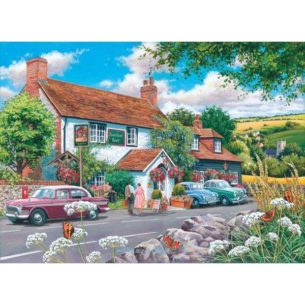 Travellers Rest - Big 500 jigsaw puzzle