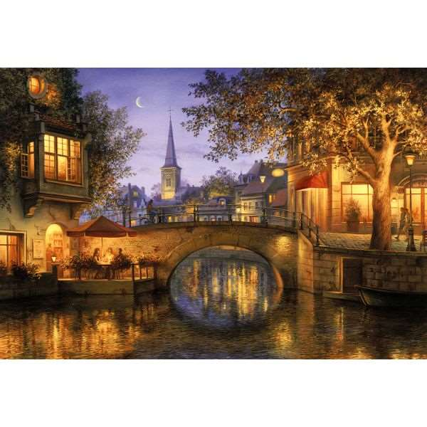 Twilight Reflections - 500pc jigsaw puzzle