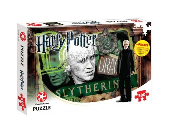 Harry Potter - Slytherin - 500pc jigsaw puzzle