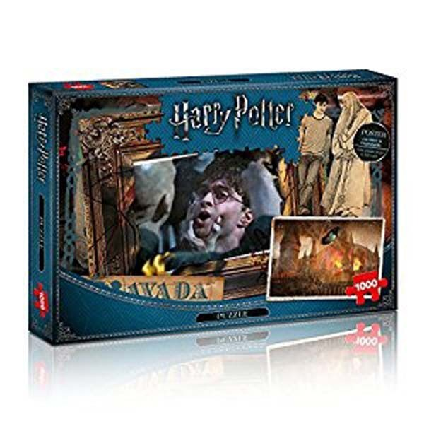 Harry Potter - Avada Kedavra - 1000pc jigsaw puzzle