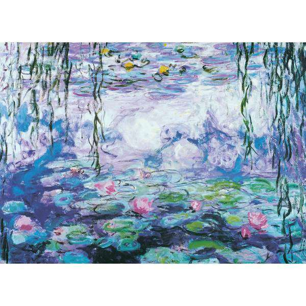 Waterlilies - Claude Monet jigsaw puzzle