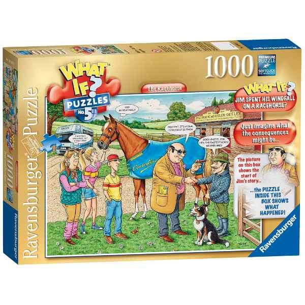 What If 8 - The Racehorse jigsaw puzzle