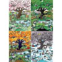 4 Seasons - 2000pc