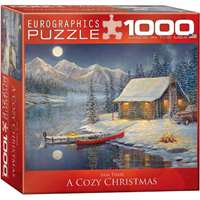 A Cozy Christmas - 1000pc