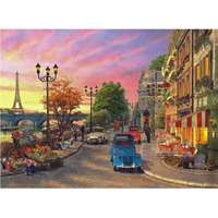 Seine Sunset - 1000pc