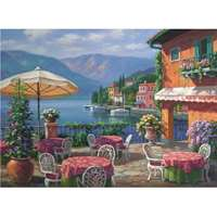 Lago Cafe - 1000pc