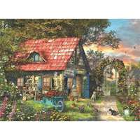 Country Shed - 1000pc
