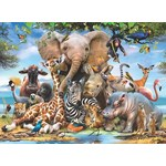 Africa Smile - 1000 pieces