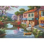 Quaint Village - 1000pc