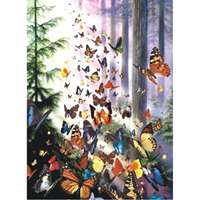 Butterfly Woods - 1000pc