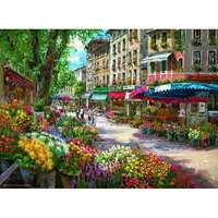 Paris Flower Market - 1000pc