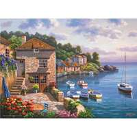 Harbour Garden - 1000pc