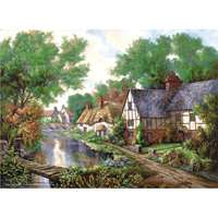 Chelsworth Village - 1000pc