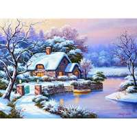 Winter Evening - 1000pc