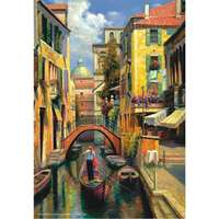 Sunday In Venice - 500pc