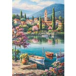 Village Lake - 500pc