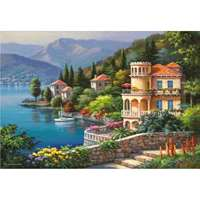 Lakeside Villa - 2000pc