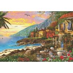 Island Sunset - 2000pc