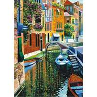 Romantic Canal - 1500pc