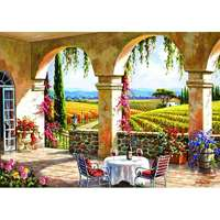 Wine Country Terrace - 1500pc