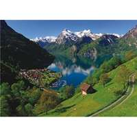 Lake Lucerne Switzerland - 1500pc