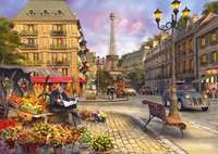 Paris Street Life - 1500pc