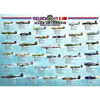 Allied Air Command - World War 2 Fighters