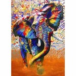 African Colours - 1500pc
