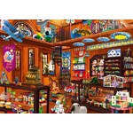 Hidden Toy Shop - 1000pc