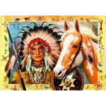 Indian Chief - 1500pc