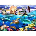 Oceans of Life - 1000pc