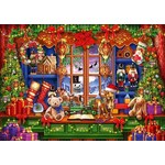 Ye Olde Christmas Shoppe - 1000pc