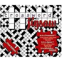 Impossible Double Sided Puzzle � Crossword & Pen