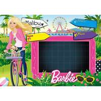Barbie - Message Puzzle - 104pc