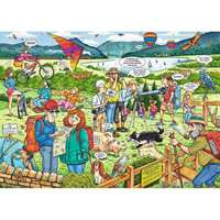 Best of British - The Country Park - 1000pc