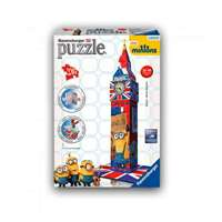 Big Ben Minions Edition - 216pc 3D puzzle