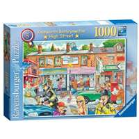 Best of British - Knotworth Highstreet - 1000pc